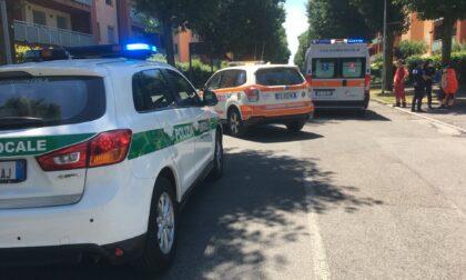 Grave incidente con il monopattino elettrico: ferito un 25enne