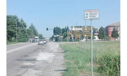 La sicurezza stradale arriva anche negli incroci
