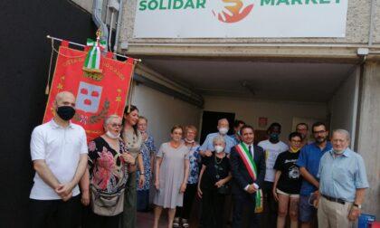 Cassano d'Adda, inaugurato il Solidarmarket