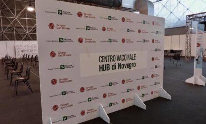 Il 2 agosto chiude il Centro vaccinale di Novegro a Segrate