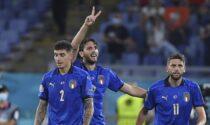Finale Europei  Italia - Inghilterra: ecco dove vederla sul maxi schermo nell'Adda Martesana