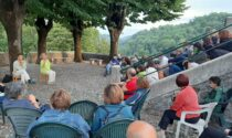Il Parco Adda Nord è diventato un grande palco teatrale nel primo weekend di Adda visioni