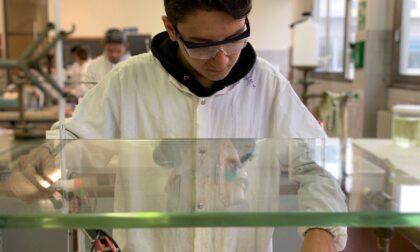 Vive in Martesana il campione nazionale di chimica