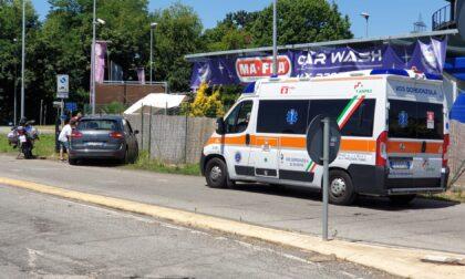 Incidente a Vignate, coinvolto un mezzo pesante