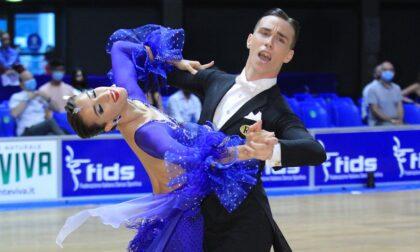 Edoardo e Asia, amore e successo a passo di danza fino alla vittoria del Campionato italiano di ballo