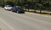Ragazza di 21 anni investita da un'auto a Vaprio