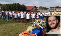 Una festa per dire addio a Francesco, il 24enne morto in un incidente stradale