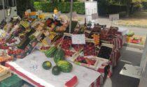 Lavoratore irregolare al mercato di Brugherio: scatta la multa e la denuncia