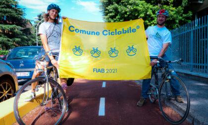 Segrate si conferma città amica delle biciclette