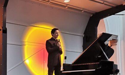 Serata di grande musica a Cernusco sul Naviglio con il pianista Alexander Romanovsky