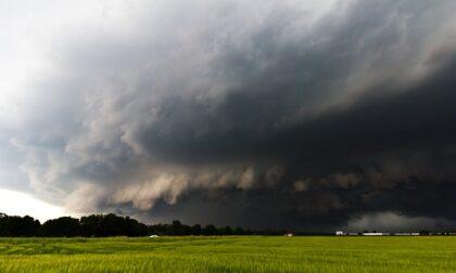 Ancora temporali e grandinate in Lombardia, giovedì torna il sole