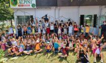 Un'estate indimenticabile con il camp del Gsa di Brugherio