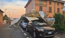 Tromba d'aria, frana e fiumi esondati: maltempo, Lombardia ancora colpita