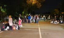 Si riuniscono in duecento per fare un rave party a Cassina de' Pecchi