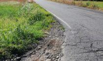 Via per Grezzago: niente più buche e asfalto dissestato
