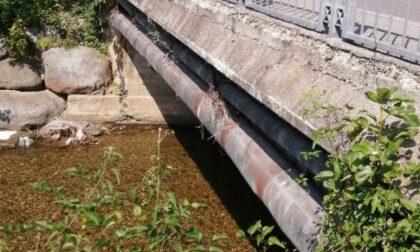 Il ponte di via Mattei a Gorgonzola va messo in sicurezza