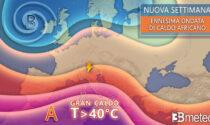 Ondata di caldo africano, punte di oltre 40° e settimana estiva in arrivo