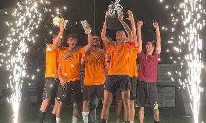 Torneo On The Back di Cassano d'Adda, incoronati i vincitori