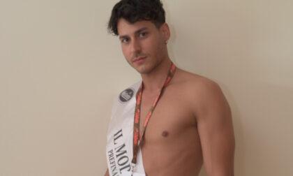 Un giovane della Martesana in lizza per il titolo di Mister Italia