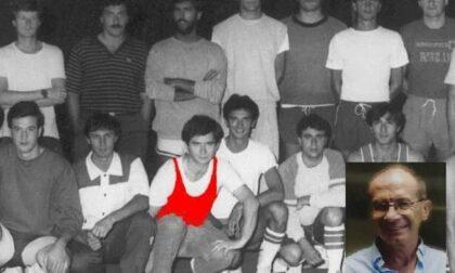 L'Aurora basket vuole onorare un suo storico giocatore da poco scomparso