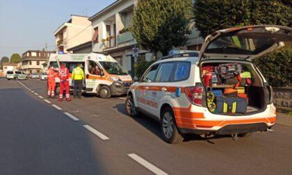 Ciclista investita sulla rotatoria: 73enne finisce al Policlinico
