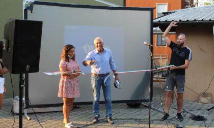 Inaugurato il Centro giovani di Pozzo d'Adda