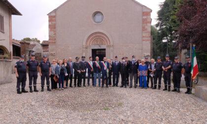 L'Associazione nazionale Carabinieri premiata con la benemerenza