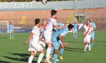 Corti gol regala un punto d'oro: la Giana pareggia a Mantova