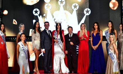 E' di Brugherio Miss Principessa d'Europa 2021