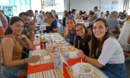 La Festa della pannocchia a Grezzago va alla grande