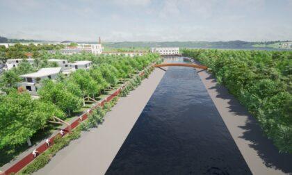In esclusiva il video e i rendering del progetto del Linificio di Cassano d'Adda