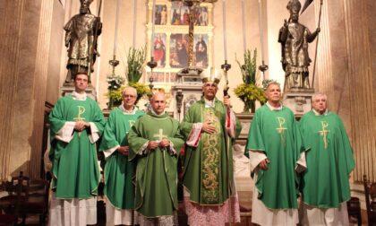 Cassano d'Adda ha dato il benvenuto al suo nuovo (unico) parroco