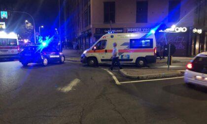 Botte da orbi davanti al bar, arrivano Carabinieri e ambulanza