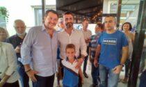 Salvini in Martesana per sostenere il candidato sindaco di Inzago