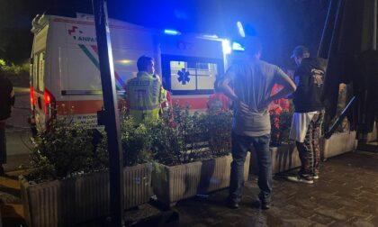 Ragazzo investito sulle strisce pedonali finisce in ospedale