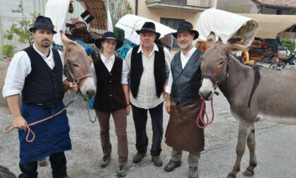 La transumanza arriva a Cassano d'Adda, Cascine San Pietro accoglie i bergamini