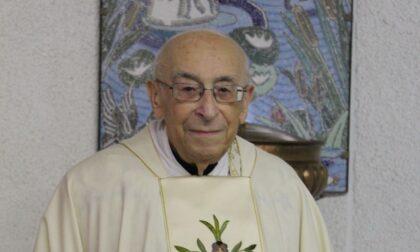 Cassano d'Adda ha festeggiato il 65esimo di sacerdozio di don Giuseppe Biffi