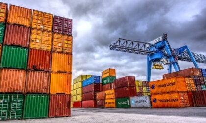 I dati dell'export in Lombardia segnano un +46,7%