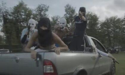 Armi e droga, video shock a Inzago