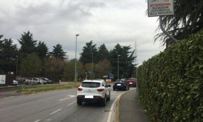 Non solo i semafori T-Red di viale Lombardia: le multe a Brugherio fioccano anche in altri incroci