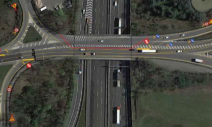 Risolto il problema viabilità per il cantiere sulla Sp13
