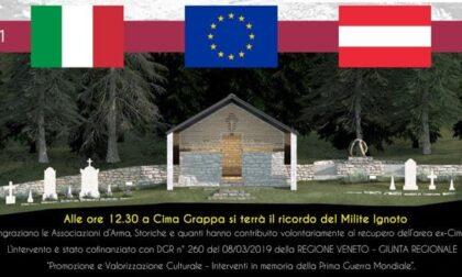 Dalla Martesana al Grappa a combattere per la Patria: ora in Veneto lo onorano