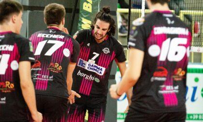 Volley Serie A3: Torino-Brugherio, seconda sconfitta per i Diavoli Rosa