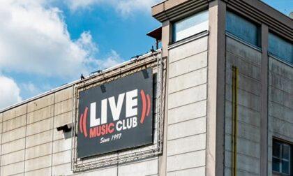 Festa per il 25esimo compleanno senza musica per il Live di Trezzo sull'Adda
