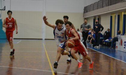 Basket Serie C, 4a giornata: Gorgonzola cala il poker, Cernusco si ferma