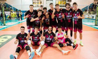 Volley Serie A3: Prima vittoria stagione per Brugherio. Portomaggiore sconfitta in tre set