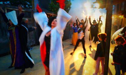 Da Aquaneva è tempo di Crazy Halloween: vampiri, zombie e… tanta allegria