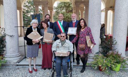 Cernusco sul Naviglio ha reso omaggio ai suoi cittadini benemeriti