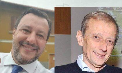 Ballottaggio a Cassano d'Adda: Fassino e Salvini tirano la volata ai due contendenti