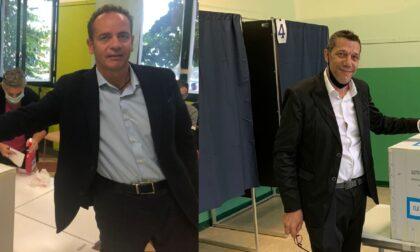 Elezioni, a Cassano d'Adda è un pareggio. Ballottaggio tra Colombo e Caglio